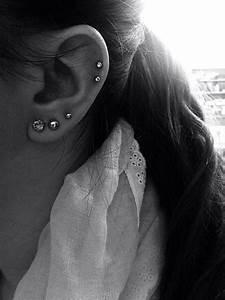 triple lobe + double cartilage | accessories | Pinterest ...