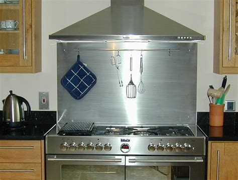 kitchen backsplashes ikea stainless steel backsplash the point pluses homesfeed