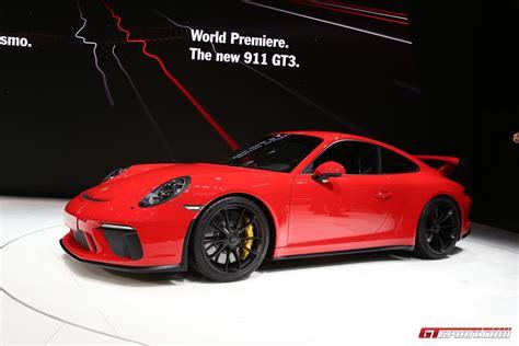 Chris harris goes to porsche gt heaven | top gear. Geneva 2017: Porsche 911 GT3 type 991.2 - GTspirit