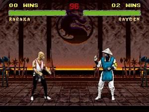 Mortal Kombat II Genesis SNES 32X Wwwgamepilgrimagecom