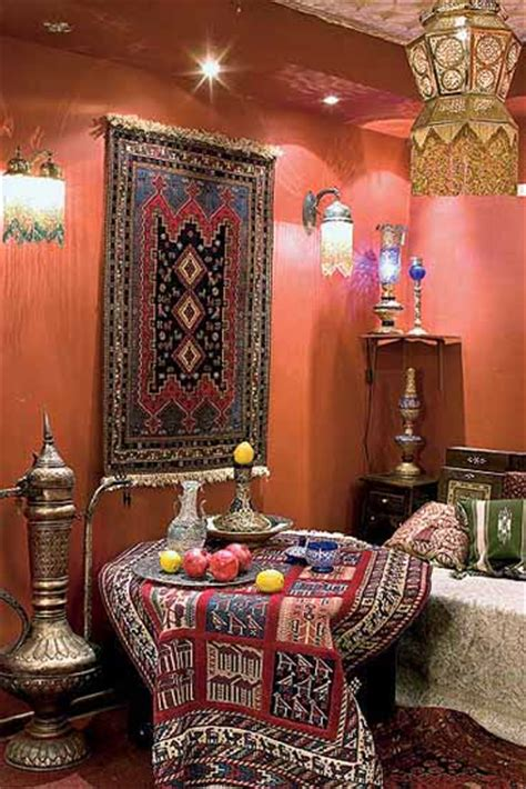 Moroccan Furniture, Decorating Fabrics And Materials For