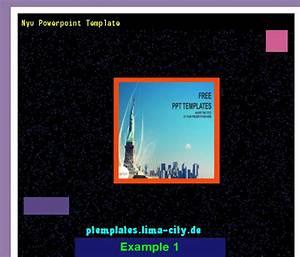 Nyu Powerpoint Template  Powerpoint Templates 135218