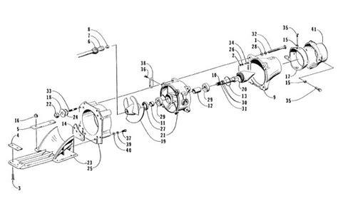 Tiger Shark Wiring Diagram by Arctic Cat Tiger Shark Daytona 1000 Parts Diagrams