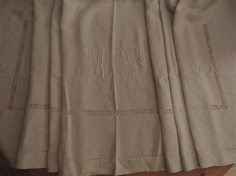 faire des rideaux avec draps anciens confection rideaux draps anciens