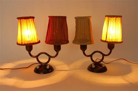 Viennese Table Lamps By Josef Frank, 1930s, Set Of 2 For Basement Floor Insulation Goosebumps Remodel Plans Cost Per Sq Ft To Finish A Mold On Concrete Walls Design Services Basements Ideas Doctor Reviews