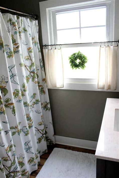 curtains for bathroom windows ideas the bathroom new house in 2019 bathroom window