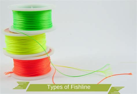 types  fishline flash tactical