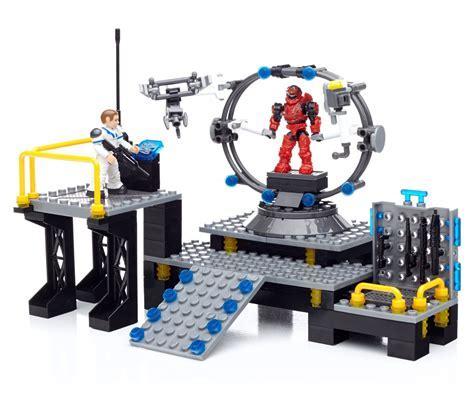 Halo Mega Bloks Infinity Armor Bay ? Get Retro