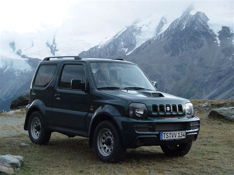 Suzuki Jimny Photo by Suzuki Jimny Photos Photogallery With 5 Pics Carsbase