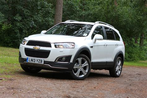 Chevrolet Captiva by Chevrolet Captiva Estate 2007 2015 Photos Parkers