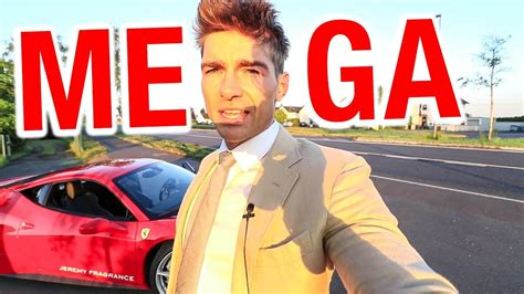 The video jeremy fragrance doesn't want you to see! 2 Monate Ferrari Erfahrungsbericht - YouTube