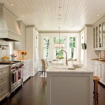 Beadboard Ceiling  Cottage  Kitchen  Union Studio