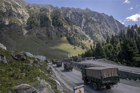 Indian army says it apprehended a Chinese soldier in ...