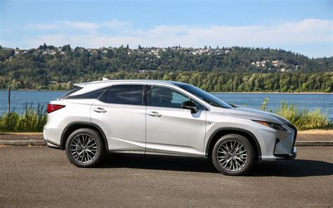 lexus rx 2016 f sport lexus rx 350 f sport 2016 widescreen exotic car wallpaper