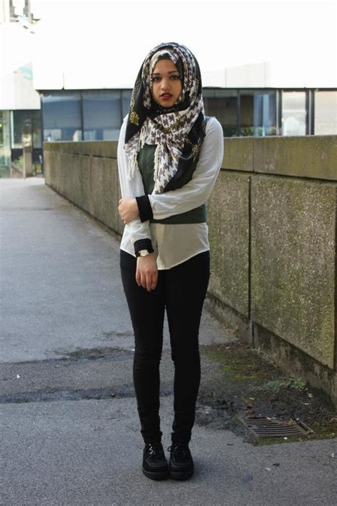 hijab styles  ways  wearing  hijabiworld