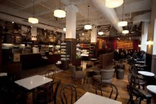 Starbucks Coffee Shop Interior Design