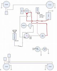 12v Wiring Diagram - The Cj2a Page Forums