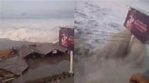曾摧毀宋代古城!「千年一輪」毀滅性海嘯恐襲台 | 國際 | 三立新聞網 SETN.COM