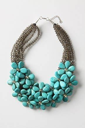 Turquoise Necklace Jewelry