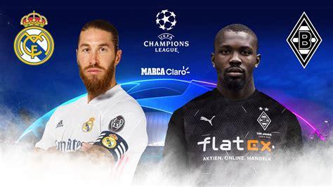 Marcador final: Real Madrid vs Borussia Monchengladbach ...