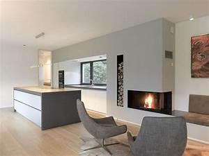 Moderne Wohnzimmer Wandgestaltung : moderne wohnungseinrichtung ideen ~ Michelbontemps.com Haus und Dekorationen