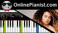 How to play Together by Ella Eyre - Piano Tutorial (Easy ...