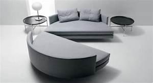 photos canape design rond With canapé lit rond