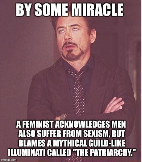 Meme Sexist - sexism meme 28 images depressed metalhead imgflip sexist but funny meme pinterest meme