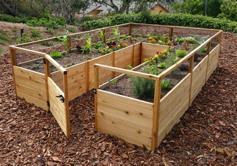 Raised Garden Bed Kit 8 X 8