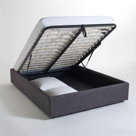 coffre de toit moins cher lit coffre avec sommier relevable papilla la redoute interieurs la redoute