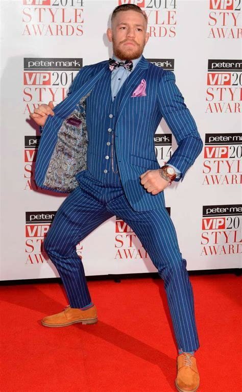 How to Get Conor McGregor's Style   The Idle Man