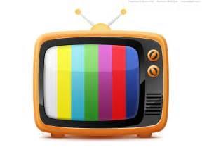Retro TV icon (PSD) | PSDGraphics