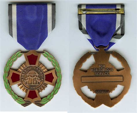 Georgia National Guard Meritorious Service Medal