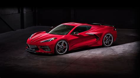 Chevy Corvette C8 Wallpaper by 2020 Chevy Corvette C8 Takes Live From The Reveal