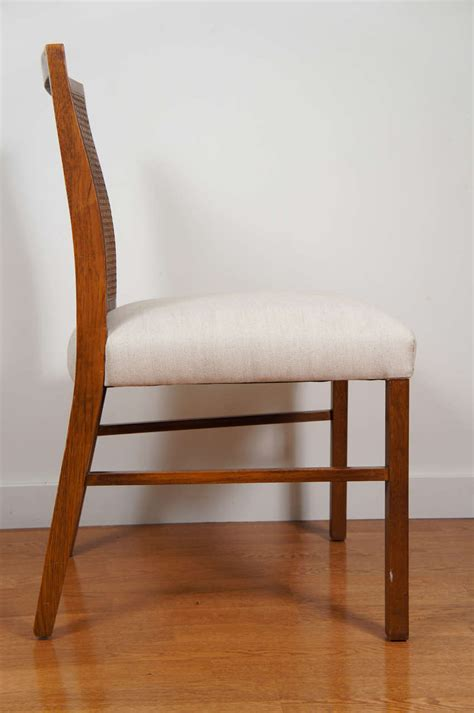 dining chair with caned back by drexel heritage at 1stdibs