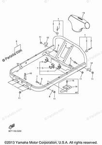 Yamaha Snowmobile 2006 Oem Parts Diagram For Steering Gate