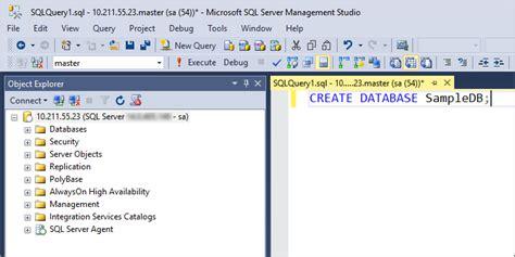 create  run jobs  sql server  linux sql server