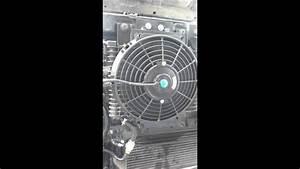 Transmission Cooler Fan On Nissan Xterra