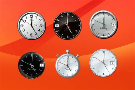 1000+ Images About Clock Gadgets Win7 Gadgets On Pinterest