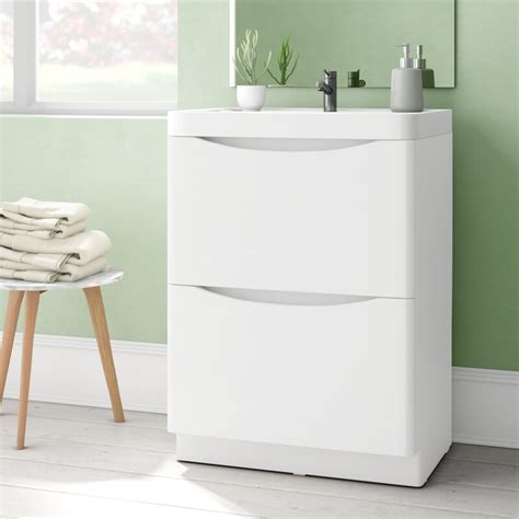 floor standing vanity units  basin reviews