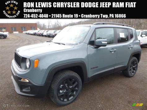 2017 jeep altitude black 2017 anvil jeep renegade altitude 4x4 118135967