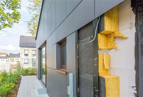 Wärmedämmung Fassade  Möglichkeiten Im Überblick