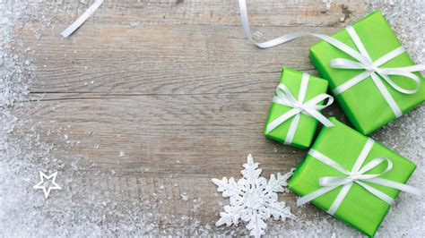 Christmas Gift Boxes Wallpapers  Happy Holidays