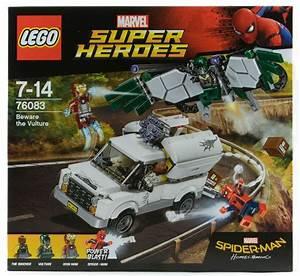 LEGO Marvel Super Heroes BEWARE THE VULTURE Spider-Man Set ...