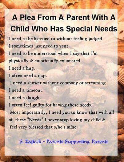 wishes  plea   parent   child