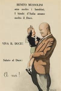 Risultato immagine per la propaganda fascista