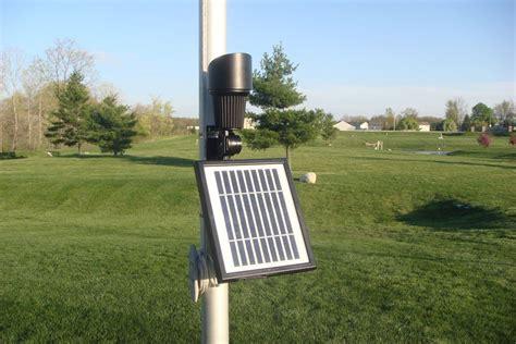 outdoor flag pole lights best commercial grade solar powered flagpole light ebay
