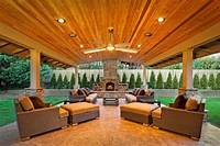lovely backyard patio cover design ideas Backyard covered patio ideas - large and beautiful photos ...