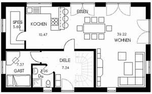 Grundriss Doppelhaushälfte Seitlicher Eingang : 749dl eg bau forum24 ~ Markanthonyermac.com Haus und Dekorationen