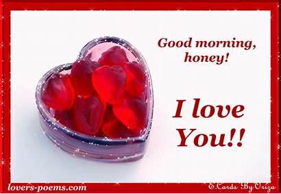 Morning Honey Quotes Gifs Romantic Animated Goodmorning